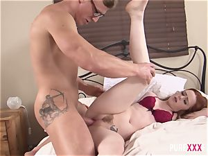 18 yr old cherry stepdaughter plumbed by daddy