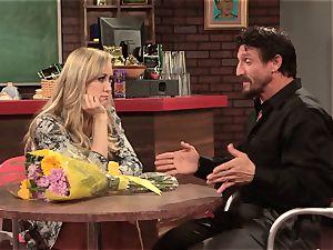 uber-sexy wife Brandi enjoy gets her spouse back