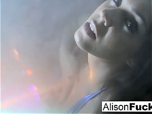 sexy enormous breasted disco ball stunner