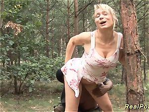 big-boobed german stepmom dark-hued stiffy plowed
