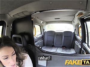 faux cab Backseat thrills for taxi drivers
