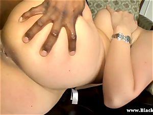 Sarah Vandella rigid interracial plow