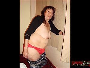 LatinaGrannY super hot Spanish granny gals Slideshow