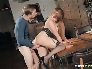 Ashleigh Devere getting pounded in by Danny D