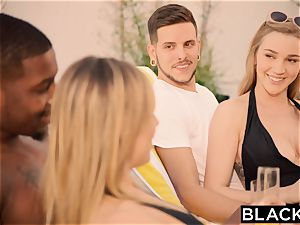 BLACKED Kendra Sunderland multiracial Obsession Part 2