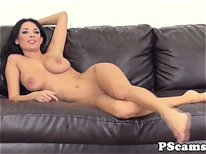 big-chested web cam hotty Anissa Kate cockriding