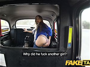 fake taxi super-hot revenge taxi drill for wondrous killer minx