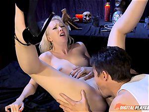 Satanic fucky-fucky ritual with Samantha Rose