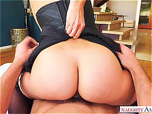 eagerness and tantric enthusiasm comes with Rachel Starr and her highly inappropriate demeanour