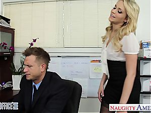 beautiful office babe Mia Malkova porking