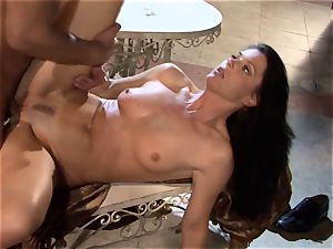 India Summers India Summers is luving the gigantic fuck-stick pleasing her scorching beaver har