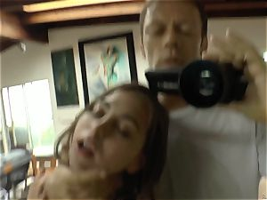 Rocco Siffredi and Riley Reid point of view
