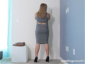 lush sweetie Dee arrives to the CastingCouch HD
