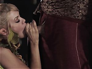 Riley Steele gets a plowing fit for a fairy