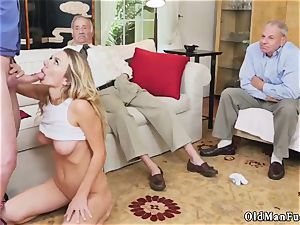 adorable nubile clean-shaved banged Molly Earns Her Keep