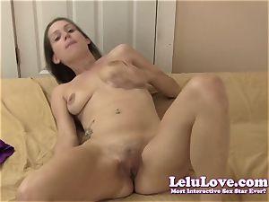 Lelu Love-Virtual assfuck sex internal ejaculation