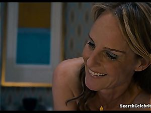 Heavenly Helen Hunt has a shaven vagina for viewing