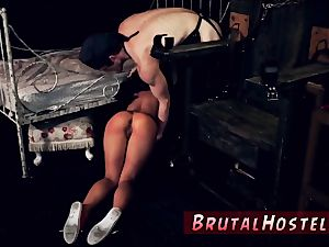 Greek marionette gonzo scanty lil' Latina nubile Gina Valentina is truly not having a great