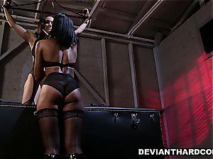 DeviantHardcore - flesh Diamond Fetish ravage with Gabriella Paltrova